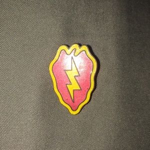 Other - 25th Infantry Screw Back Pin